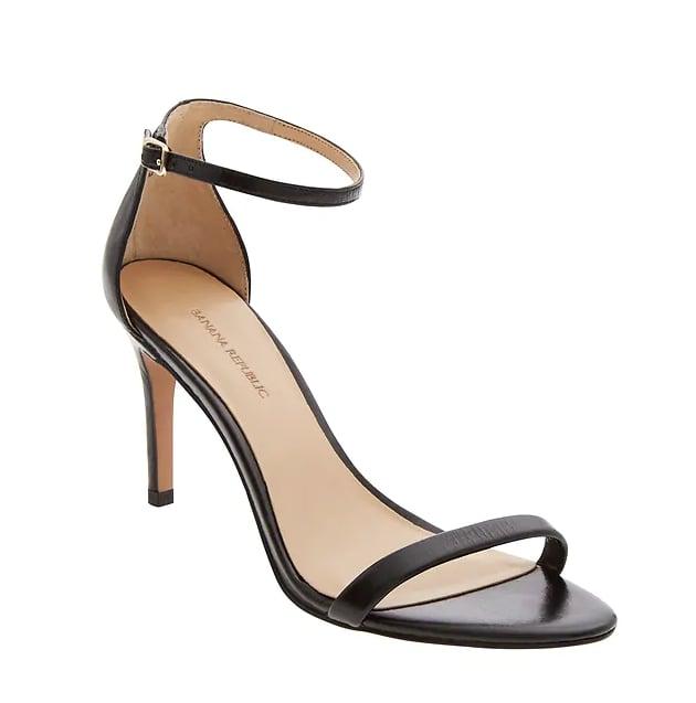 Bare High Heel Sandal
