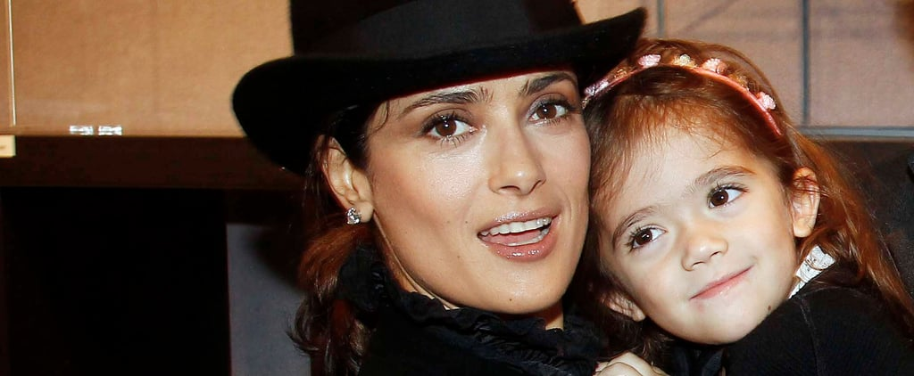 Salma Hayek Wishes Her Daughter Happy Birthday 2017