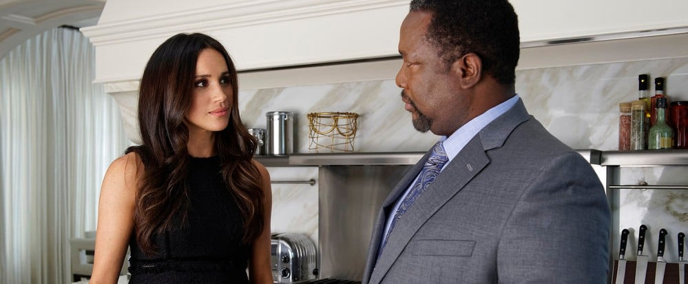 Meghan Markle's Dad From Suits Talks About Thomas Markle