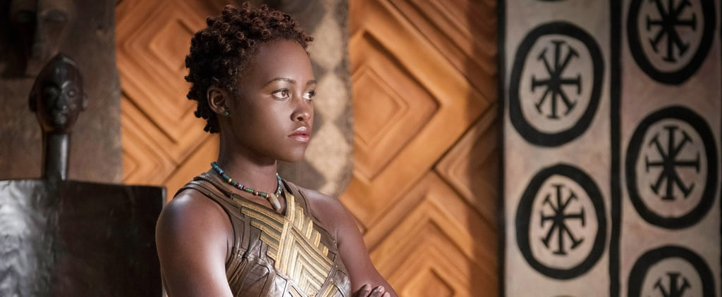 "Lupita Nyong'o Wants You to Know Why Black Panther Is So ""Socially and Politically Awake"""