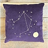 Libra Star Sign Pillow ($98)