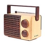 iBark IKoNO Wooden Radio/Speaker ($275)