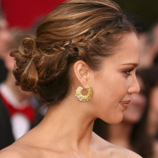 Plaited Hairstyles for Autumn