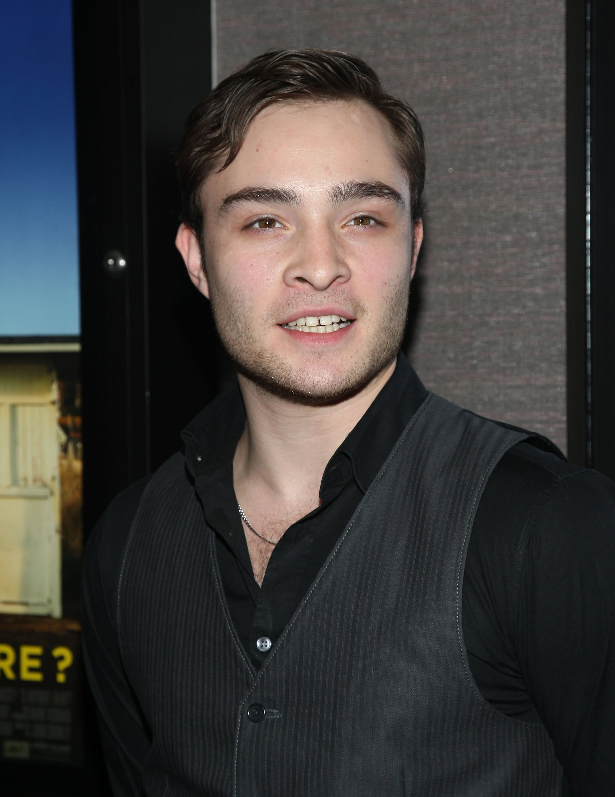 Photos of Ed Westwick ... Ed Westwick Now