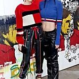 Deliah Hamlin and Amelia Hamlin