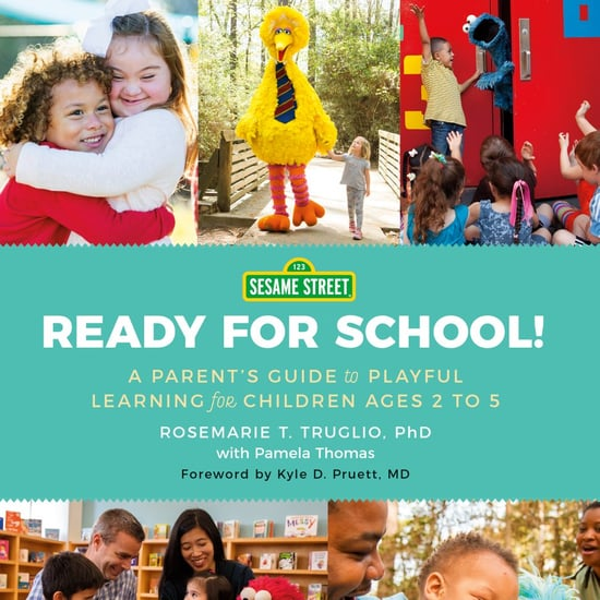 Sesame Street Ready For School Parenting Book