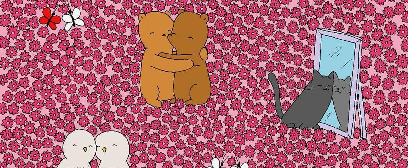 Valentine's Day Heart Brain-Teaser 2019