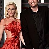 Cute Gwen Stefani and Blake Shelton Pictures