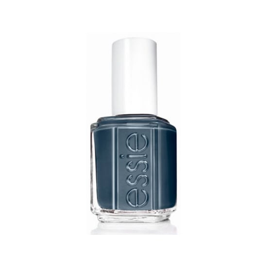 We've been seeing a lot of gray in the nail polish aisle this season, but let's face it — a basic neutral can be boring. Turn to Essie's Mind Your Mittens ($9) if you want to update your ho-hum gray to a steely blue.