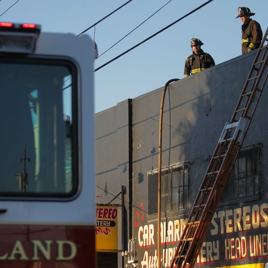 Oakland Warehouse Fire 2016