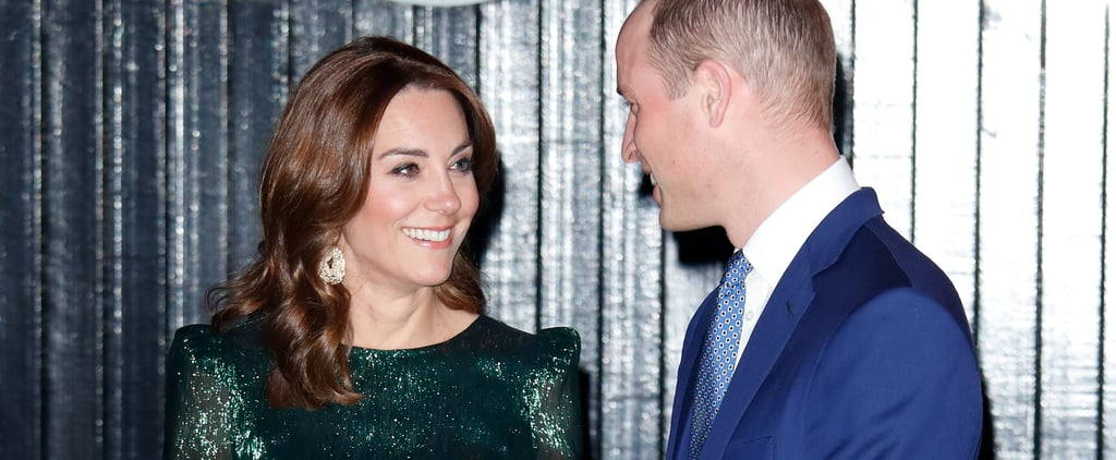 Kate Middleton's Green The Vampire's Wife Dress in Ireland