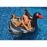 Giant Swan Swimming Pool 2-Person Ride-On Float