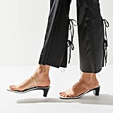 UO Veronica Jelly Strap Sandals
