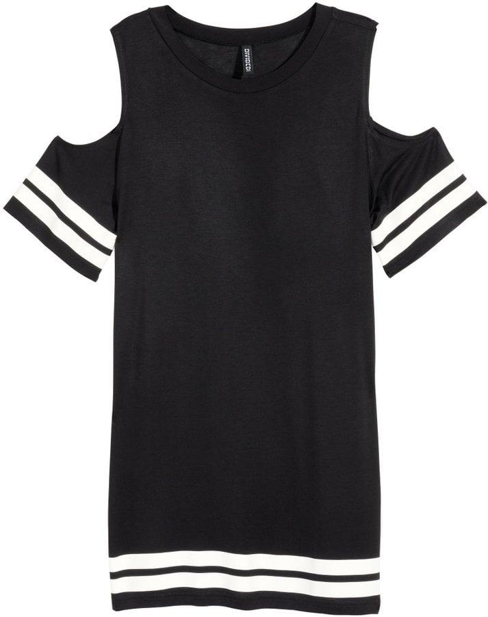 H&M Cold Shoulder T-Shirt ($15)
