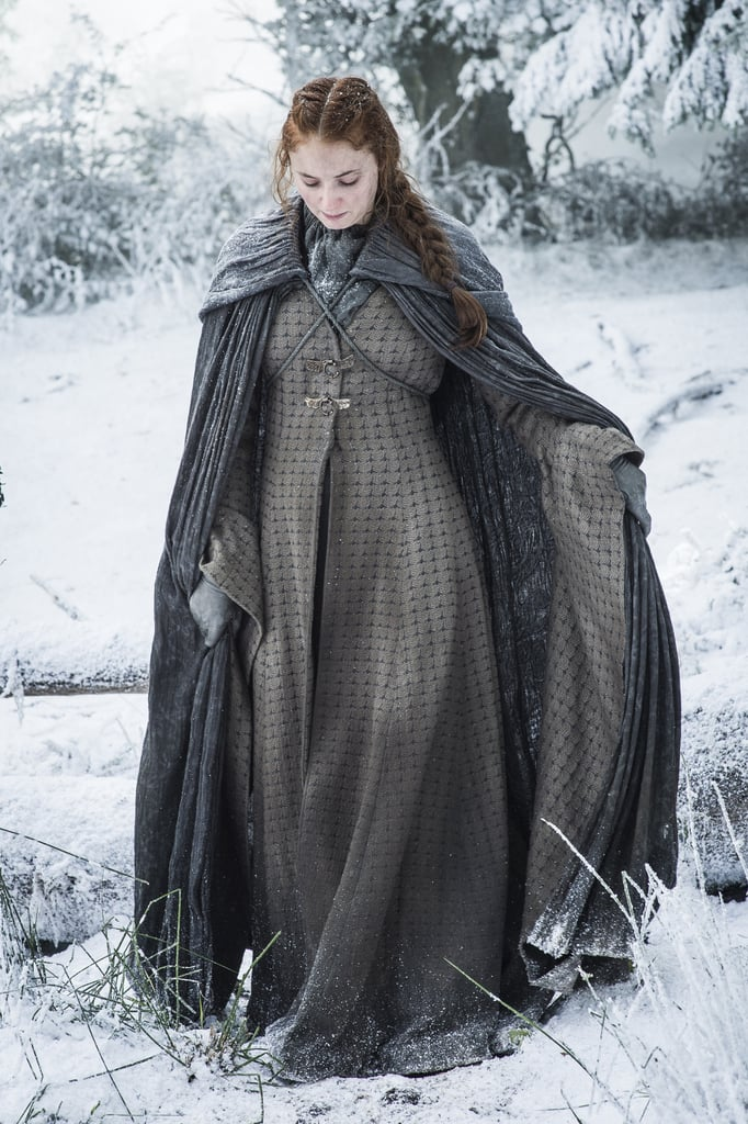 Look to Sansa's hairstyles for hints about Game of Thrones season seven