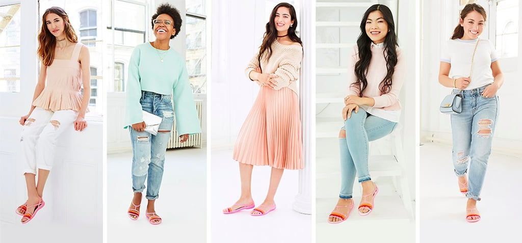Pastel Shoe Trends For Spring