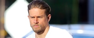 Charlie Hunnam Hits the Gym After Treating Fans to a Sexy Comic-Con Appearance