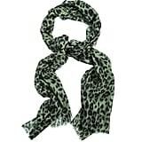 Lily And Lionel Leopard-Print Scarf