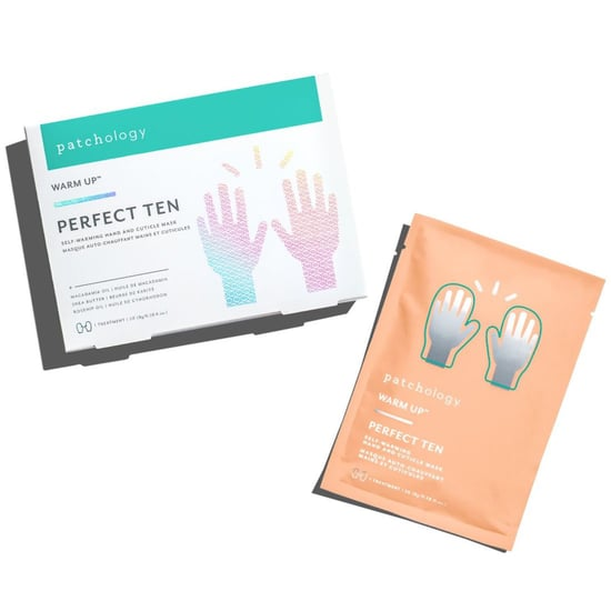 Patchology Warm Up Perfect Ten Hand Mask Review