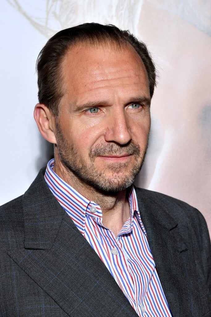 Ralph Fiennes as M | Bond 25 Movie Cast | POPSUGAR ...