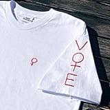 """Read Receipts """"Vote"""" T-Shirt"""
