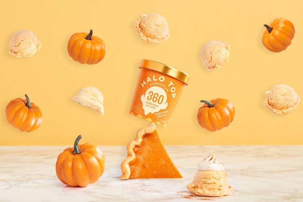 Halo Top Dairy Pumpkin Pie Nutrition Info
