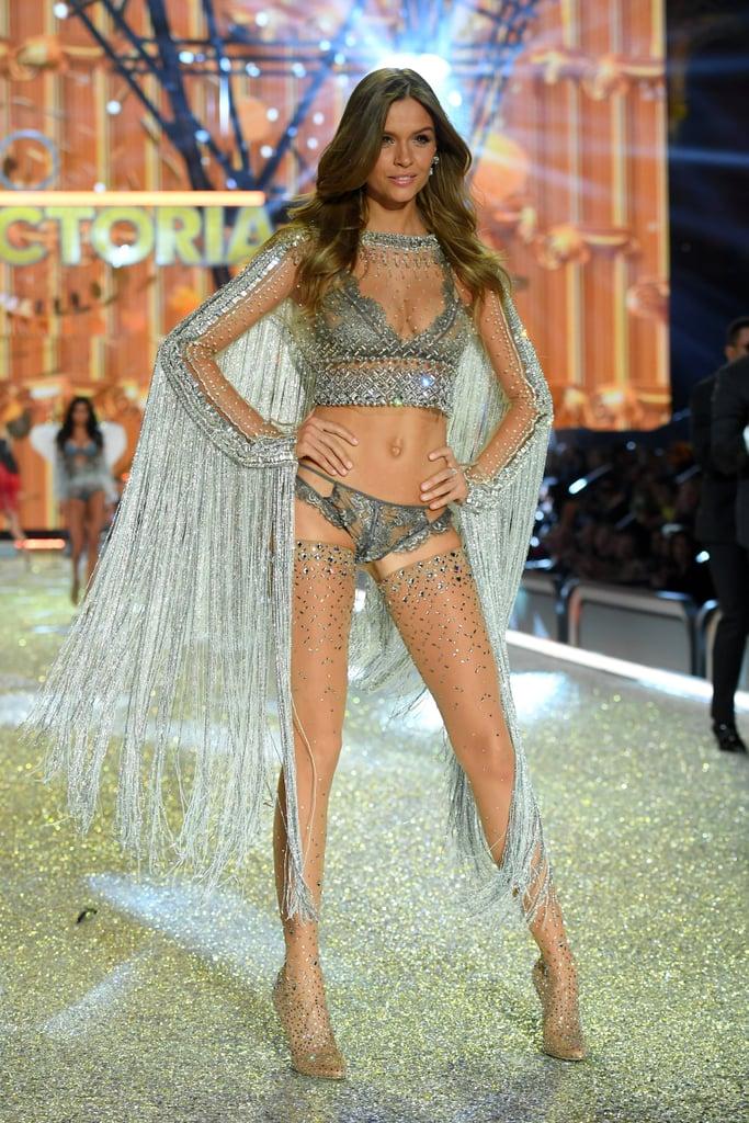 Josephine Skriver Victoria's Secret Swarovski Look 2016