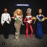 Alfie Winning During the Miss Universe Snafu
