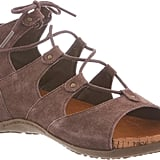 The combination of style and comfort is key for Mom.  BearPaw Women's Jodie Ghillie Gladiator Sandal ($45)