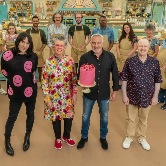 Watch Bake Off 2021's Ridiculous Country Music Opener