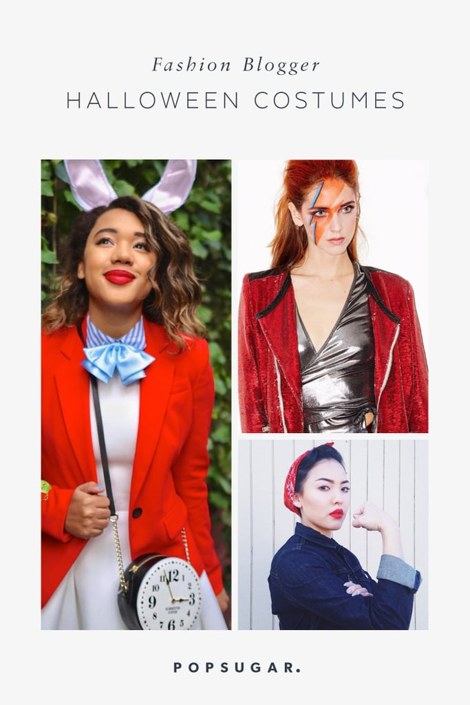 Fashion Blogger Halloween Costumes