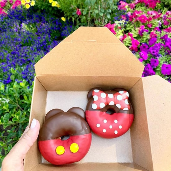 Disneyland Mickey and Minnie Cake Donuts 2019