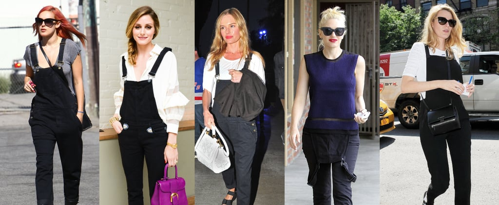 How to Wear Black Overalls For Every Occasion!