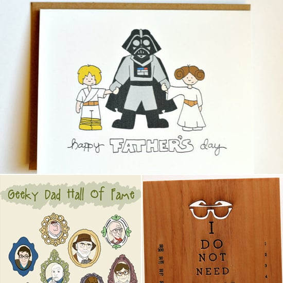 Father's Day Cards For Your Geeky Dad