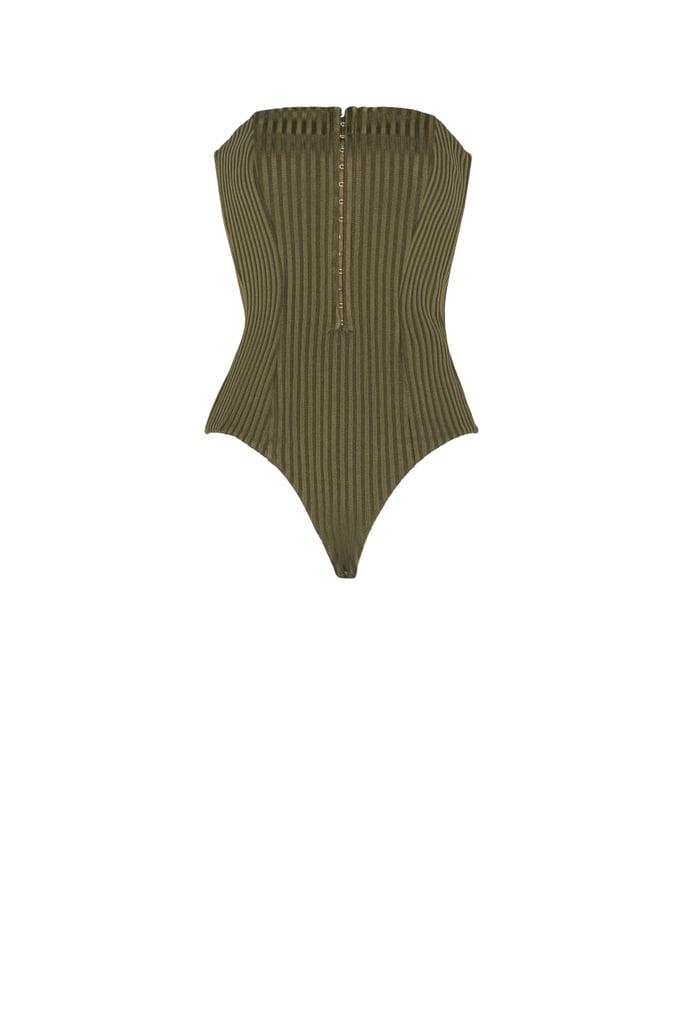 Chrissy Teigen x Revolve Simone Bodysuit