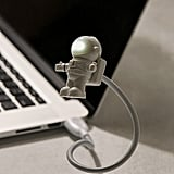 Kikkerland Design USB Astronaut Light