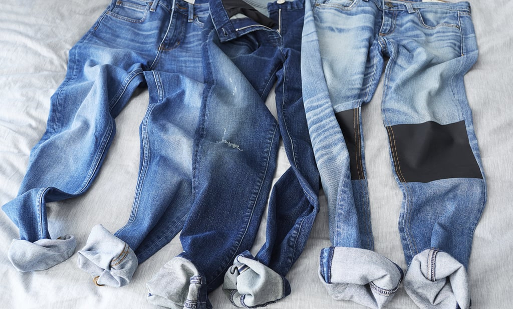 Clothing you haven't worn in over a year.