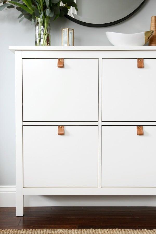 Hemnes Shoe Cabinet Ikea Shoe Storage Popsugar Home