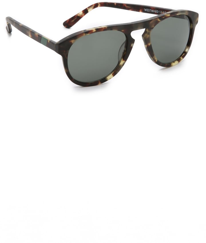 Westward Leaning Galileo 5 Sunglasses ($185)