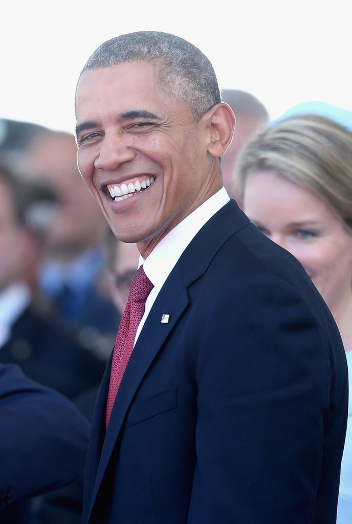 25 Hilarious GIFs That Prove Barack Obama's Presidency Was a Gift to Us All