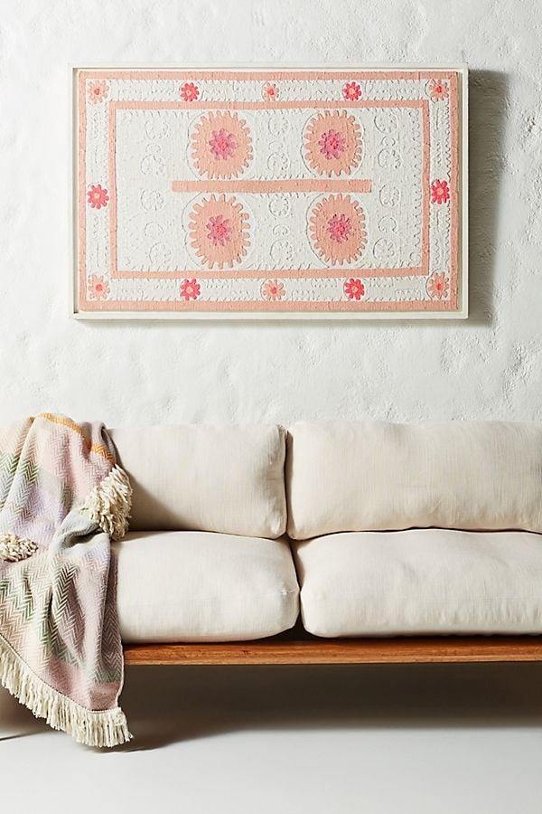 Darla Textile Wall Art