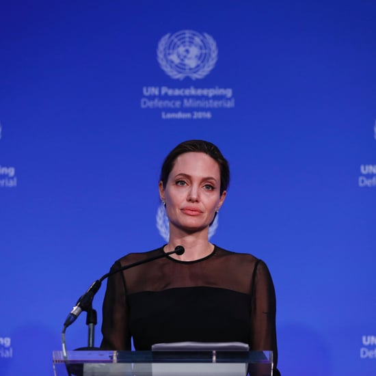 Angelina Jolie Talks Trump's Refugee Ban in New York Times