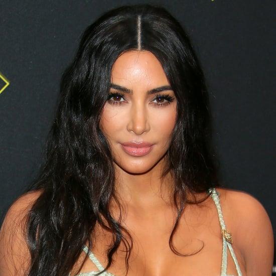 Kim Kardashian Shares Her 5-Minute Contour Routine Tutorial