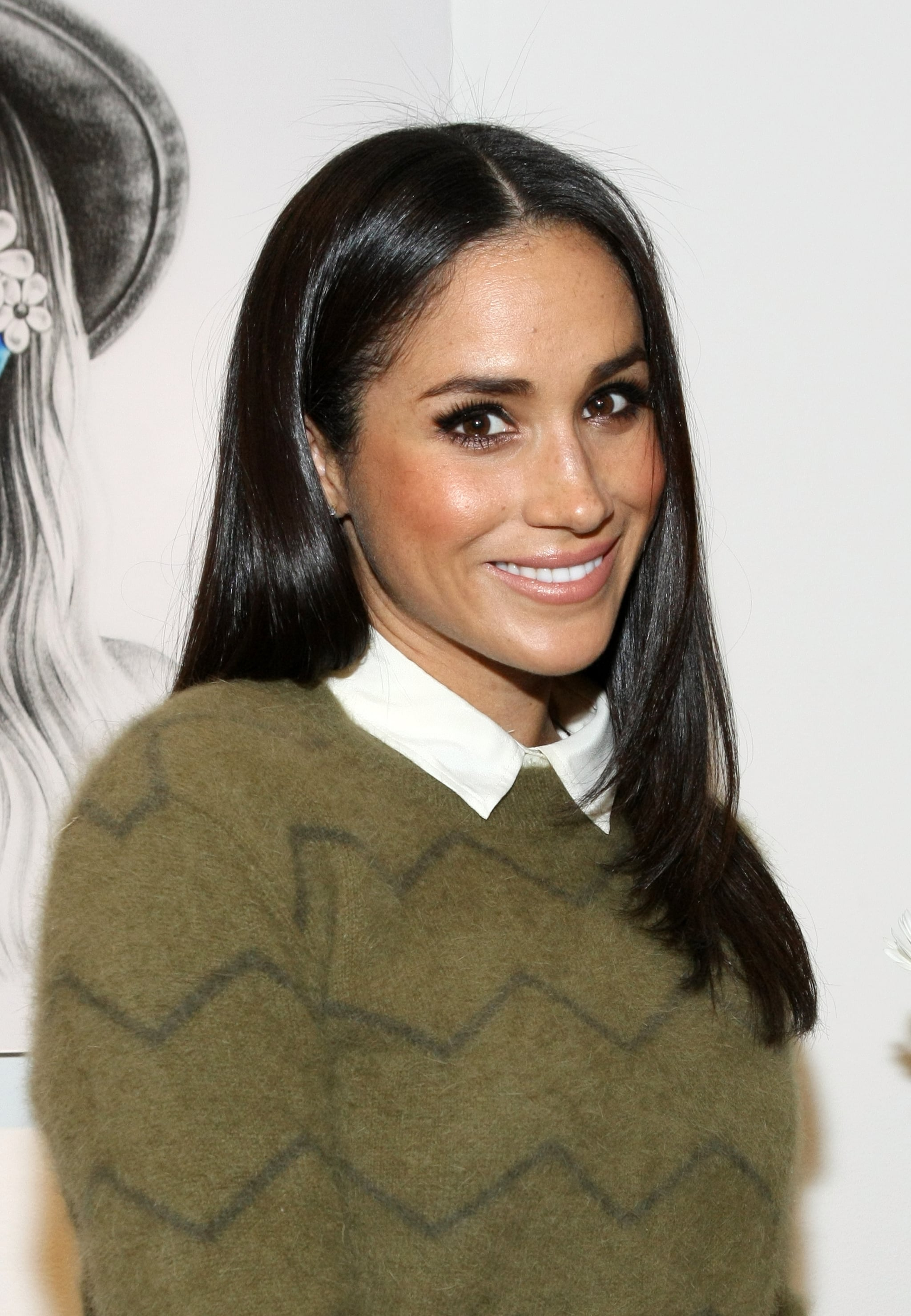 The Weirdly Empowering Reason People Are Getting Nose Jobs to Look Like Meghan Markle images 1