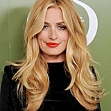 Cat Deeley was party-hopping all weekend, and for the Variety pre-Emmy party she wore a bright tangerine lipstick to set this red carpet moment apart from the rest.