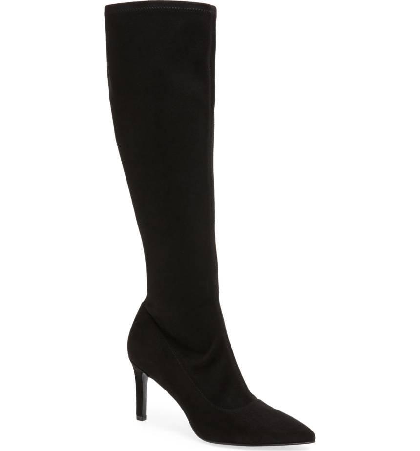 Nine West Carrara Knee-High Pointy Toe Boot