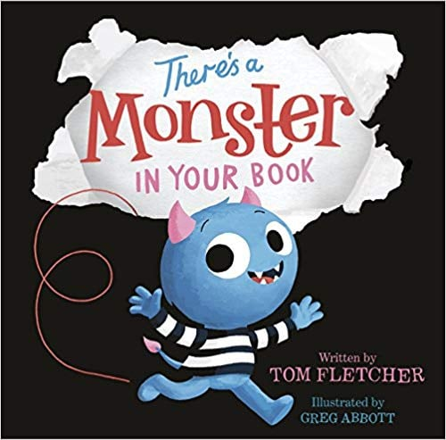 Ages 3 to 5: There's a Monster in Your Book