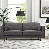 Lifestyle Solutions Tanany Mid-Century Sofa