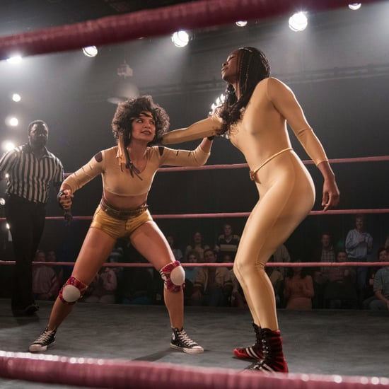 Does the Cast of Glow Do Their Own Stunts?