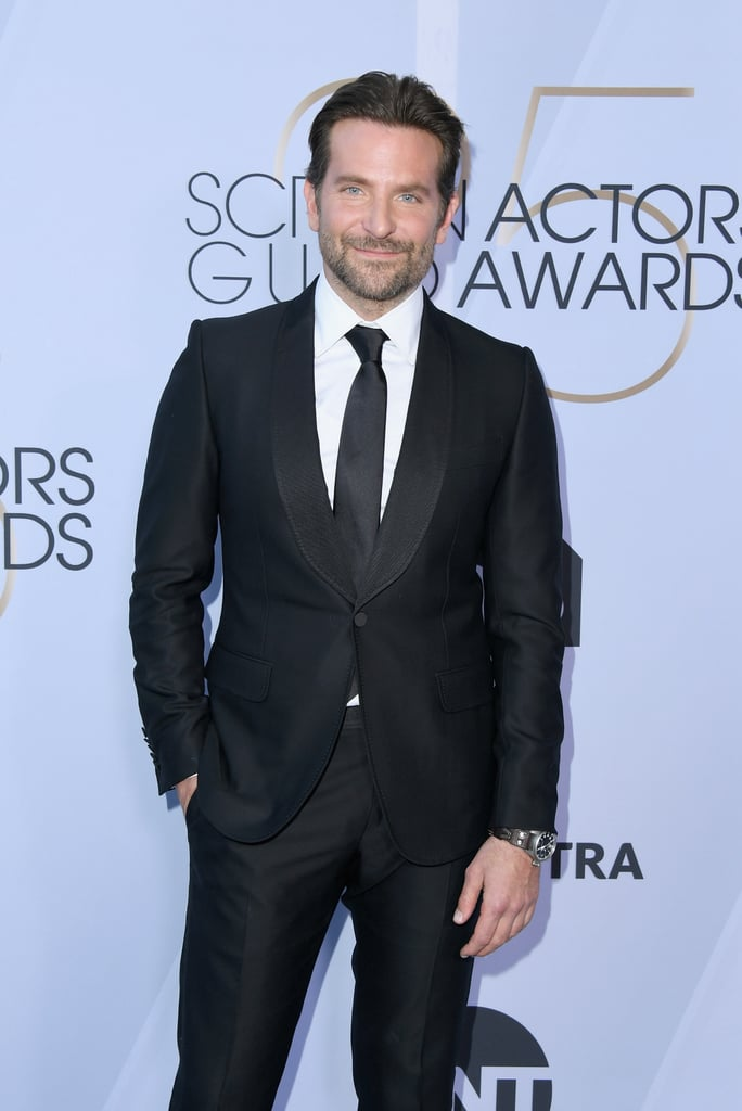 Bradley Cooper at the 2019 SAG Awards